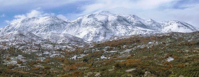 Ψηλορείτης Κρήτη (2456μ.) - Τριήμερο Αγίου Πνεύματος